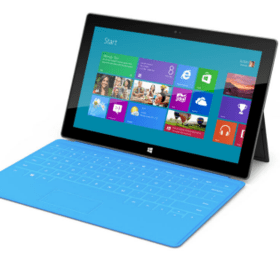 Surface tabs