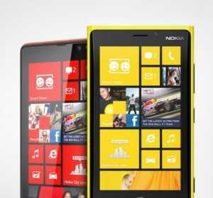 Nokia's latest smartphones