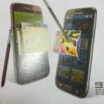 brown Samsung_Galaxy_Note_2
