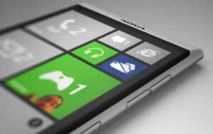 Nokia Lumia sony windows phone