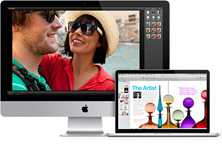 There are many people wondering whether to buy the MacBook Air with Intel's latest Haswell micro processor or to wait for a MacBook Pro to be release with the same processor. It is quite a good question really, the Haswell processor is much faster that the Ivy Bridge processors that the MacBook Pros currently use and the Haswell series also use much less power.