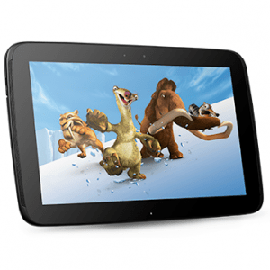 Google Nexus 10 features and price are much ahead of Sony Xperia Z and LG G Pad 8.3 features.