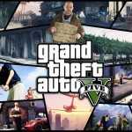 GTA 5 for online music