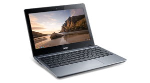Acer C720 Chromebook features