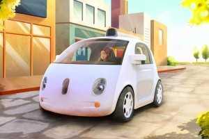 Google Self driving car prototype (1)