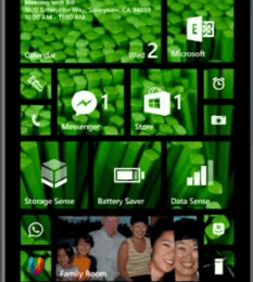 7 inch Devices, App Folders Appeared On Windows Phone 8.1 Update Details
