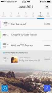 calpal iphone app