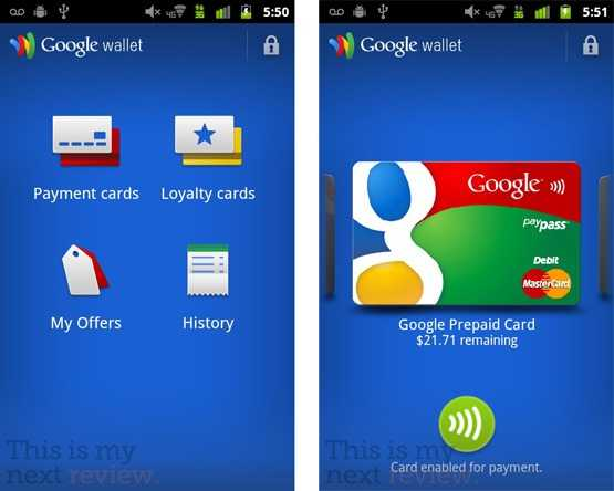 Google Wallet Now Plays Well With All Type of Credit Cards
