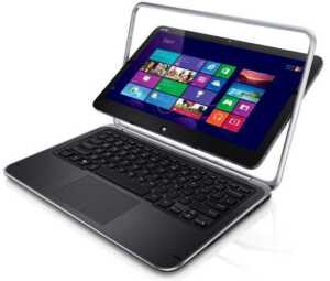Dell XPS 12 convertible laptop