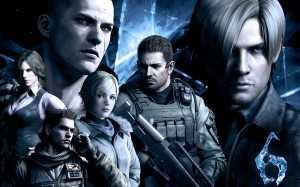 Resident Evil 6 Game
