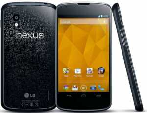 LG Nexus 4 vs Samsung Galaxy Nexus