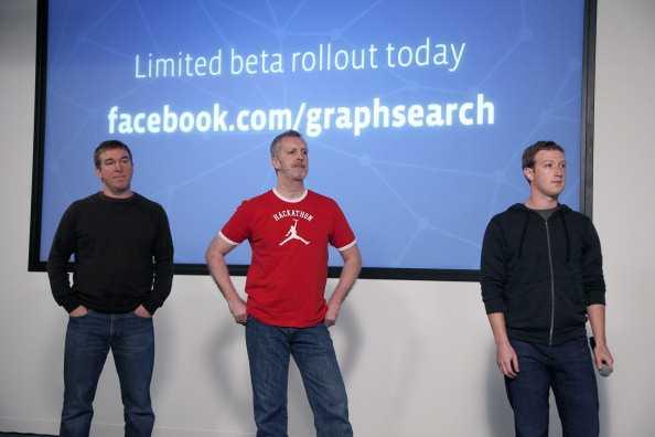 Facebook Graph Search Mark Zuckerberg