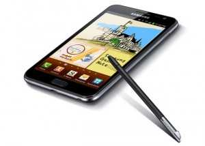 Samsung Galaxy S4 Can Come With S-pen