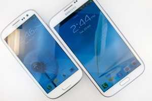 The Galaxy Mega 6.8 And Galaxy Mega 5.8   Note 2