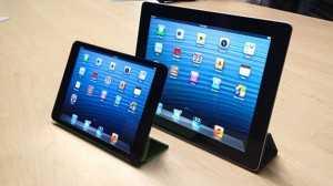 Apple iPad 5 And iPad Mini 2