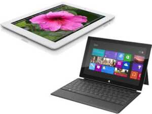 Apple iPad Mini 2 Vs Surface Pro