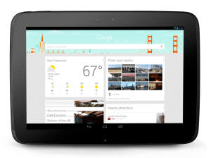 During the start of the year, there were sporadic news reporting hinting at the second generation Nexus 10 release.