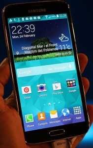 Samsung Galaxy S5 Mini support page pops up on company's official website