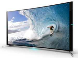 Sony Finally Releases Its First Ever Curved 4K TV