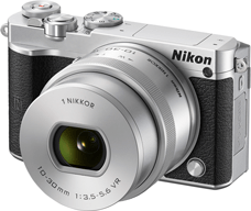 The Nikon 1 J5 Is Finally Here
