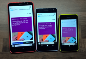 Lumia 940 To Use Phone Continuum- Ready To Be The Flagship