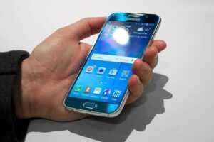 Samsung Galaxy S6 firmware update