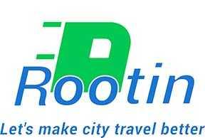 rootin train travel app