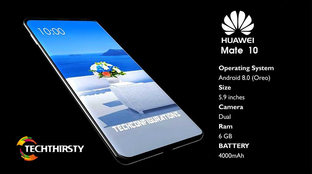 Huawei-Mate-10 configurations_specification