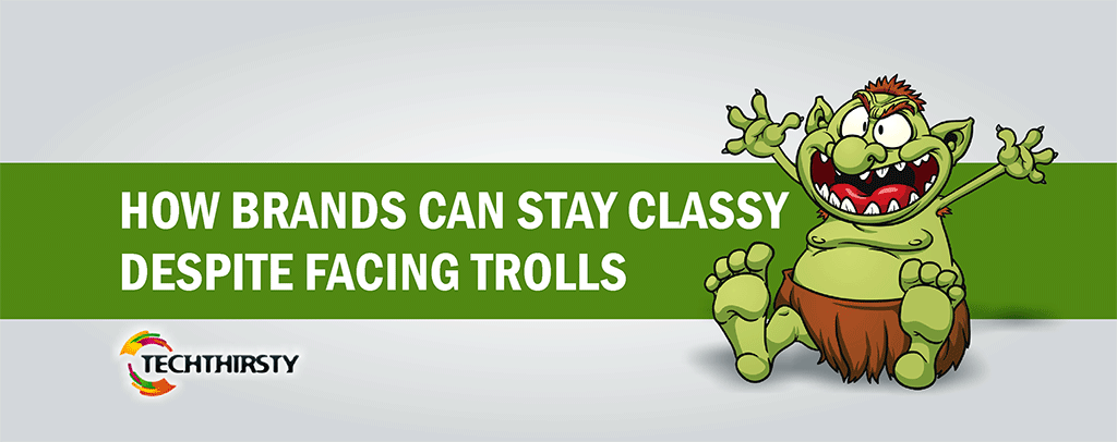 how to handle online trolls and social media trolls