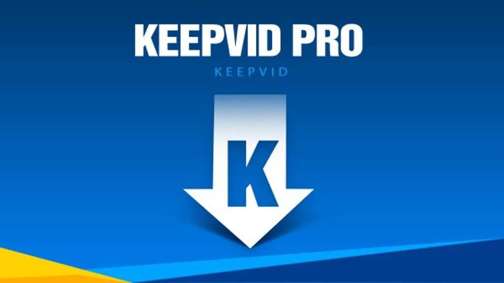 KeepVid Pro youtube downloader
