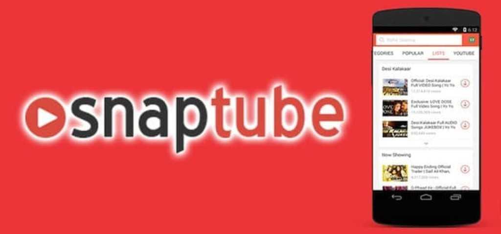 snaptube 4k youtube downloader