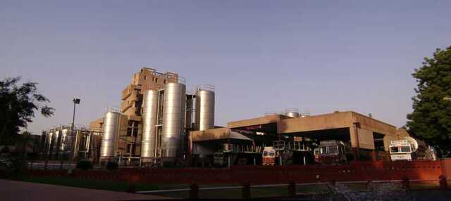 technology innovation in rural india with Amul Plant in Anand, Gujarat