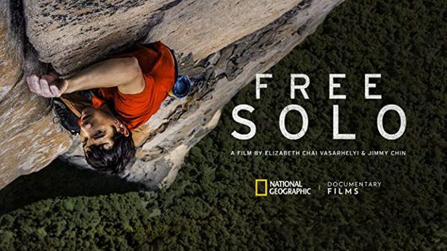 Free Solo Netflix Shows
