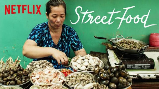 Street Food Netflix Shows