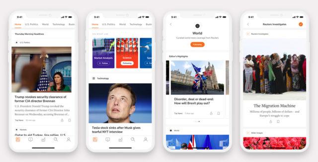 reuters-news-app