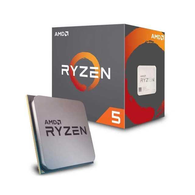 AMD Ryzen 5 2600X Desktop Processor