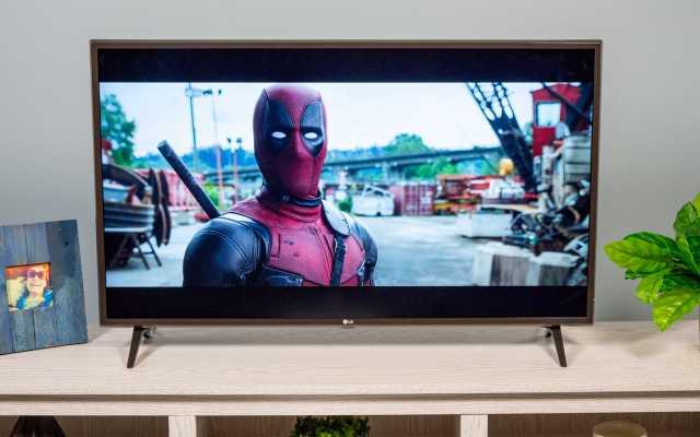 LG UK6300 43-Inch 4K TV