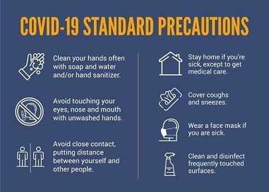Standard Precautions against COVID-19