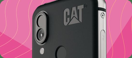 Cat S62 Pro feature