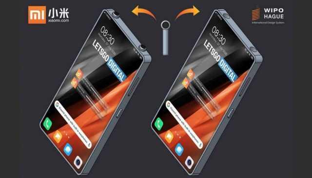 Xiaomi patent smartphone wireless earphones
