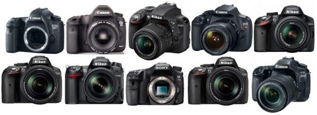 Mirrorless vs Full Frame vs Half Frame Camera