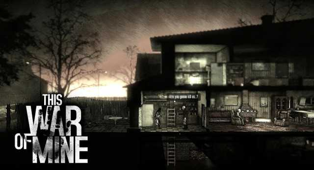 """""""The War of Mine"""" game in Poland School"""