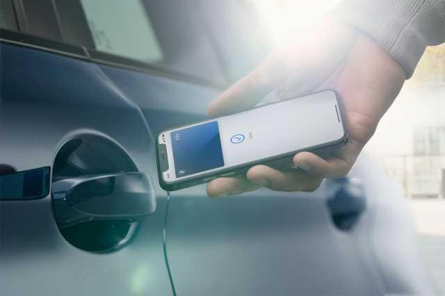 Apple Car Key1