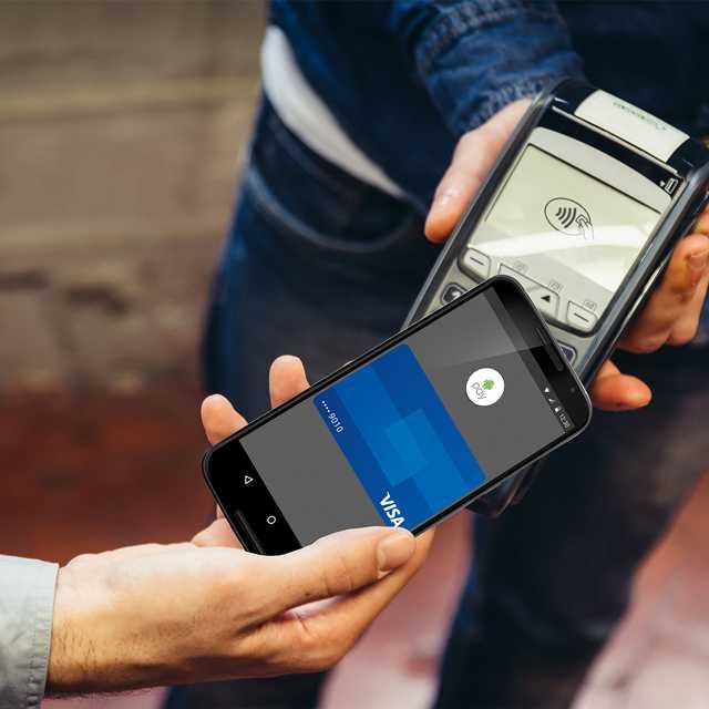 Google Pay NFC Payment 1