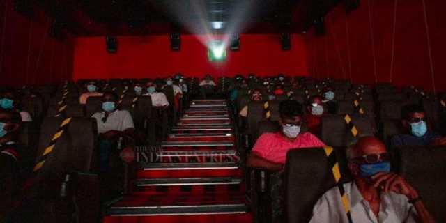 Cinema Halls Guidelines