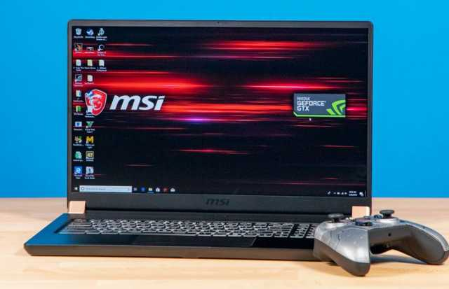 MSI GS75 Stealth 10SF-609 Gaming Laptop