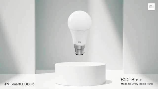Mi Led Smart Bulb B22