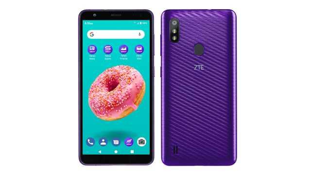 Verizon Launches Yahoo Mobile Phone 2