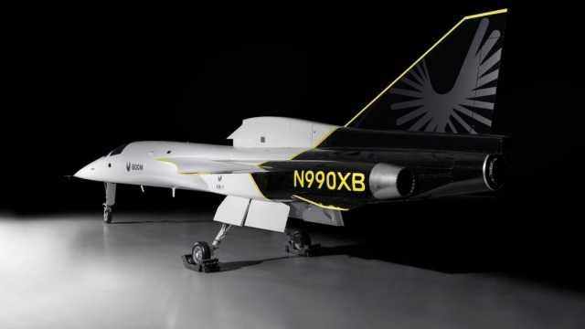 XB-1 Boom Supersonic