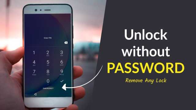 How To Unlock Android Phone Password Without Factory Reset 1